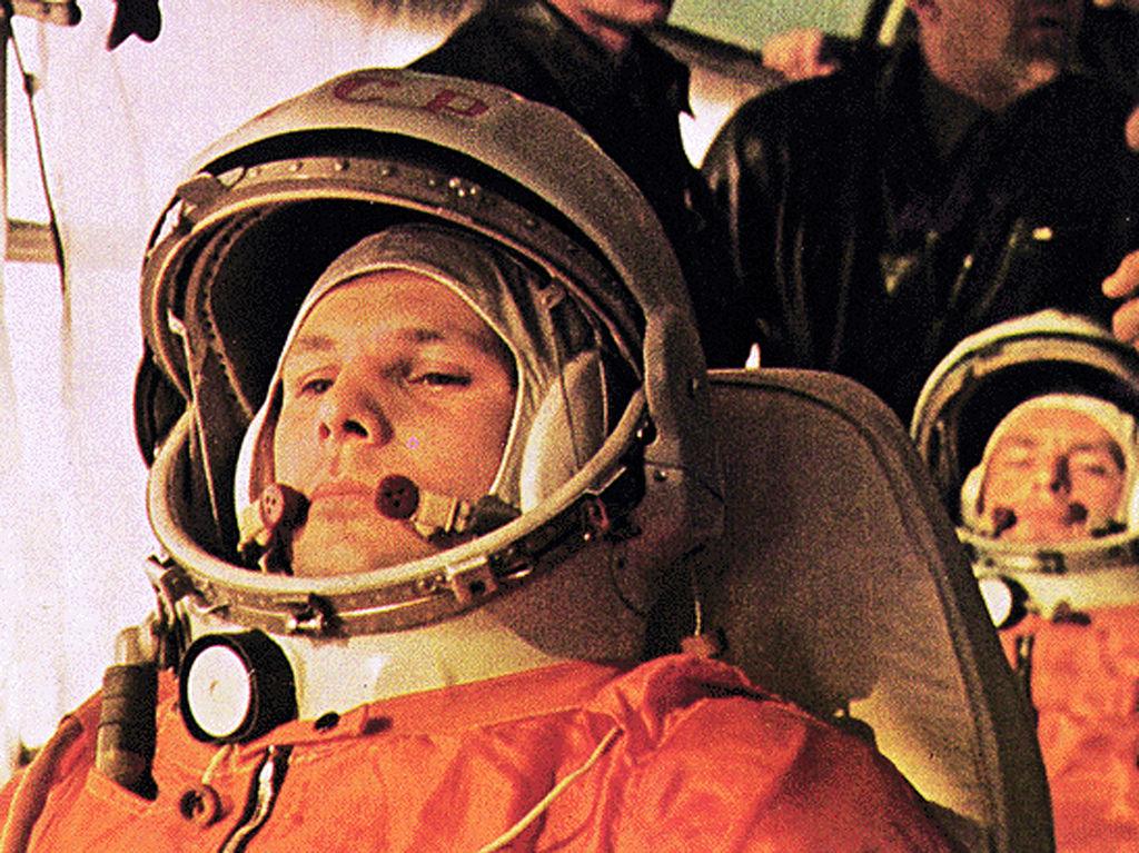 Yuri Gagarin, cincuenta años desde su último despegue