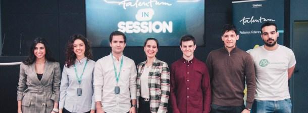 Talentum premia los mejores proyectos propios de jóvenes en Madrid