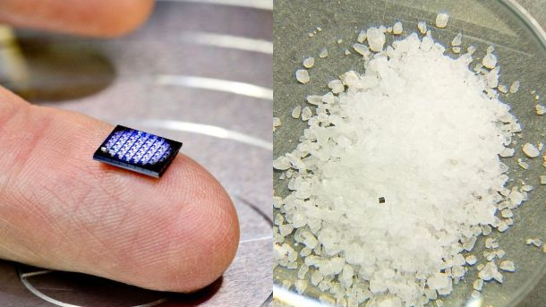 ordenador más pequeño