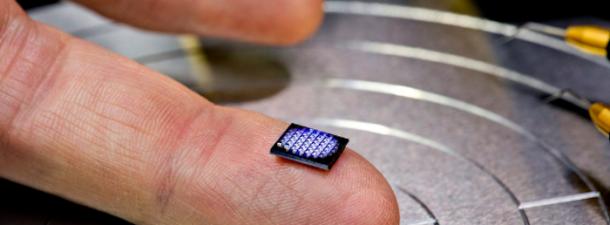 El nuevo ordenador más pequeño del mundo ocupa como un grano de sal