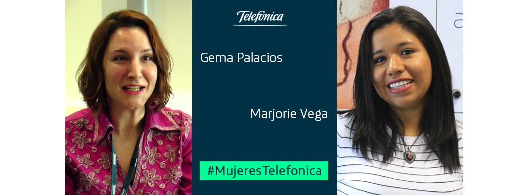 """""""Las mujeres tenemos todavía mucho camino que recorrer en relación al entorno profesional y a la conciliación"""" #MujeresTelefónica"""