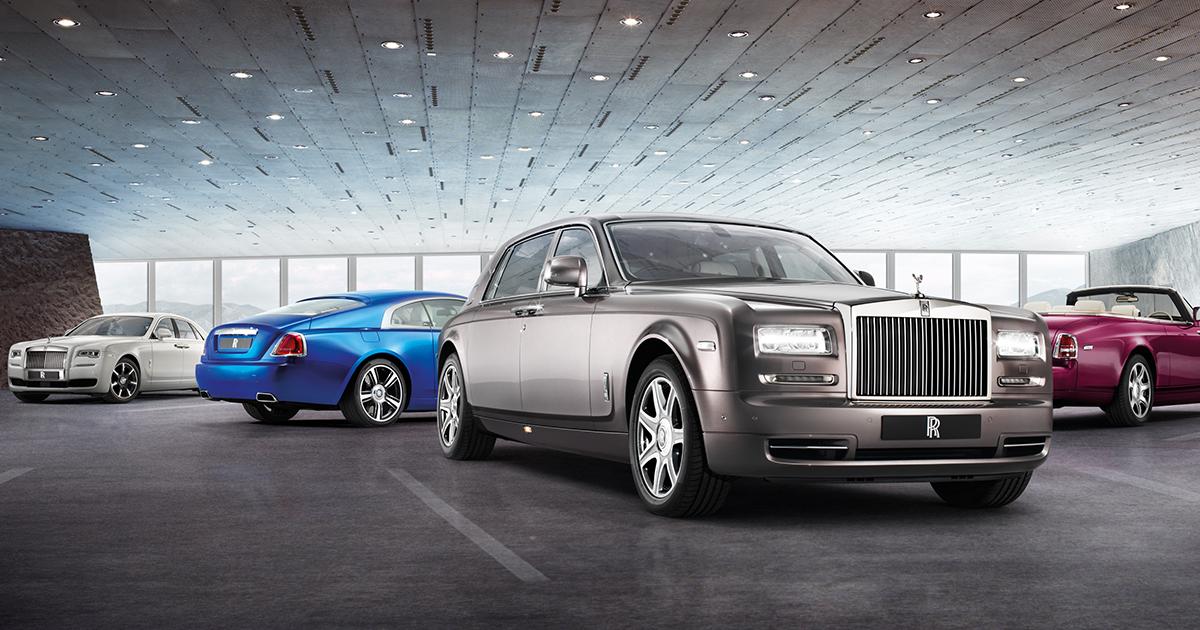 Rolls-Royce quiere crear baterías con materiales de lentillas