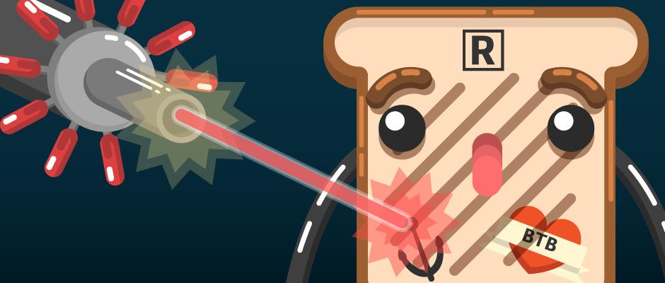 Tecnología comestible: dibuja sobre tus tostadas gracias al grafeno