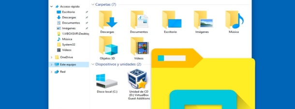 Funciones ocultas para dominar el Explorador de Windows