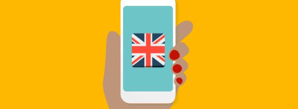 5 apps para aprender inglés