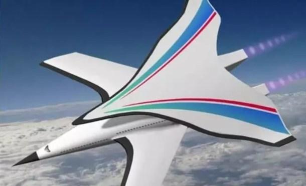 avion hipersonico