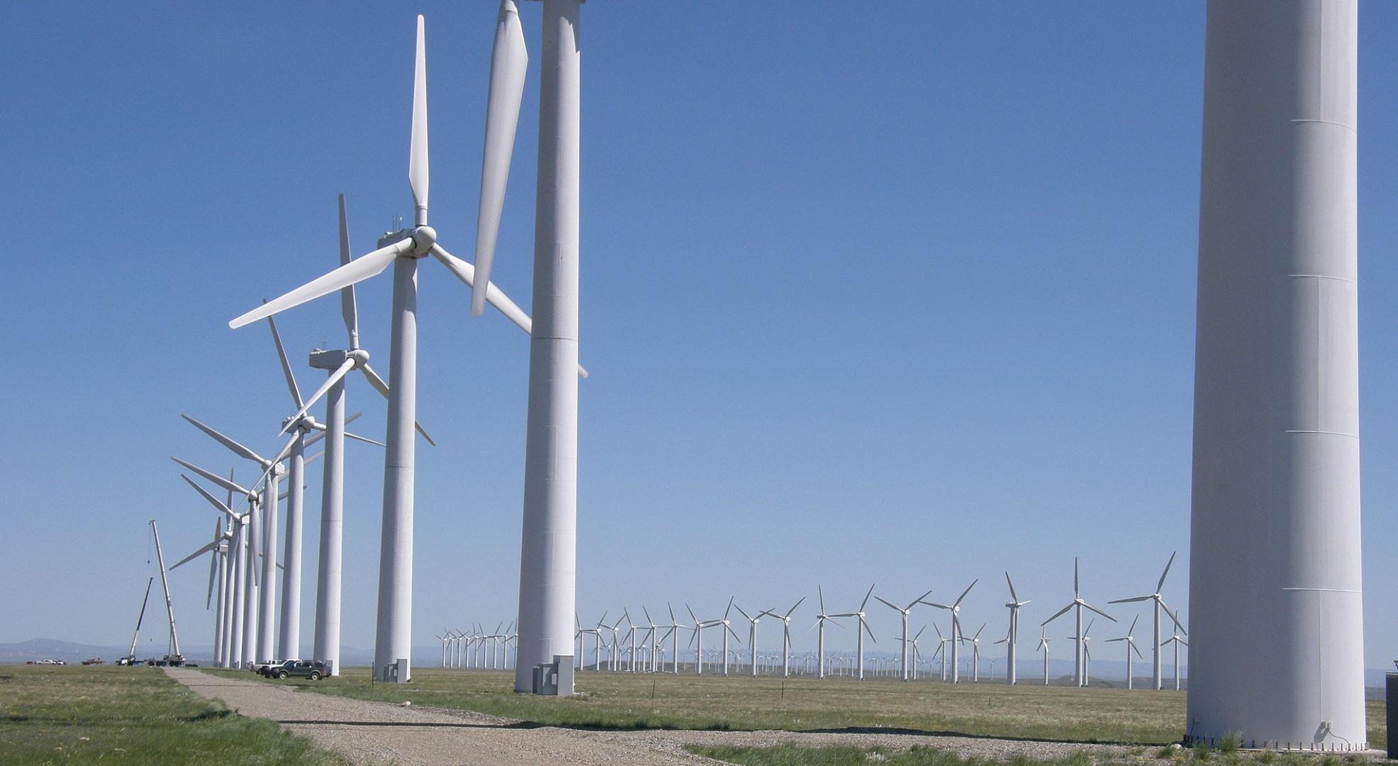 La energía eólica: un nuevo producto de venta para los agricultores