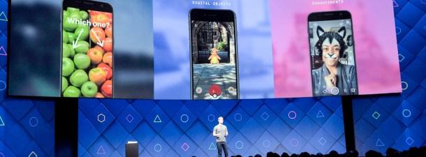 Facebook: los nuevos avances de la realidad aumentada