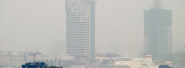 Contaminación China