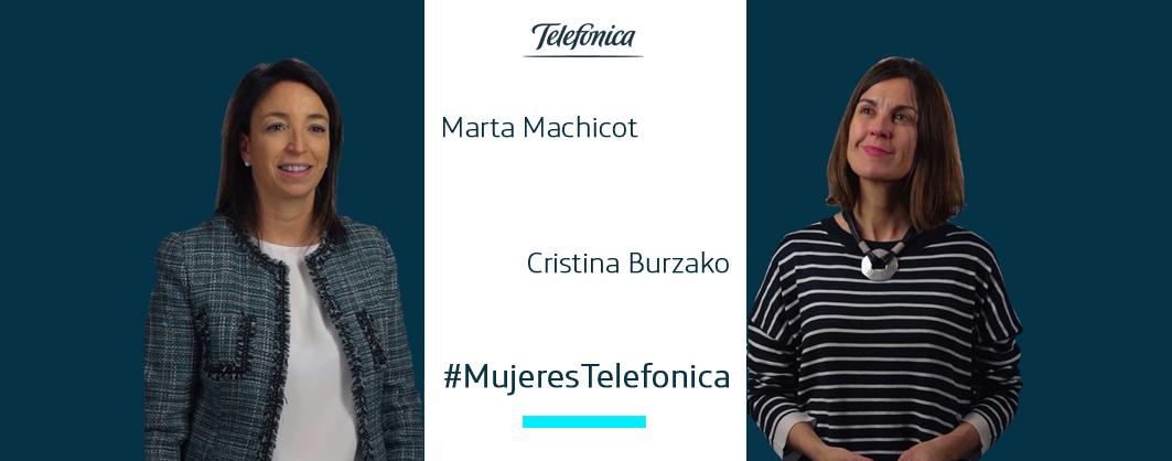 """""""Somos súper heroínas tecnológicas"""" #MujeresTelefonica"""