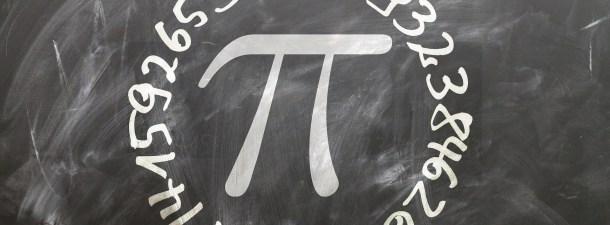 El número Pi, el término más irracional de la historia de las matemáticas