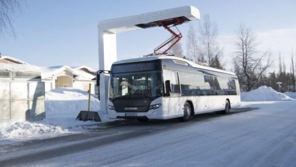Autobús eléctrico de Volkswagen