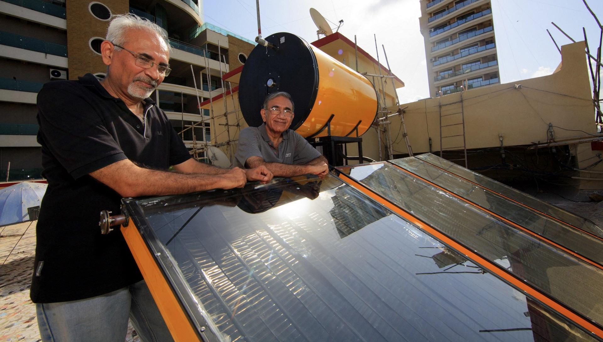 India construye los mayores parques solares del mundo