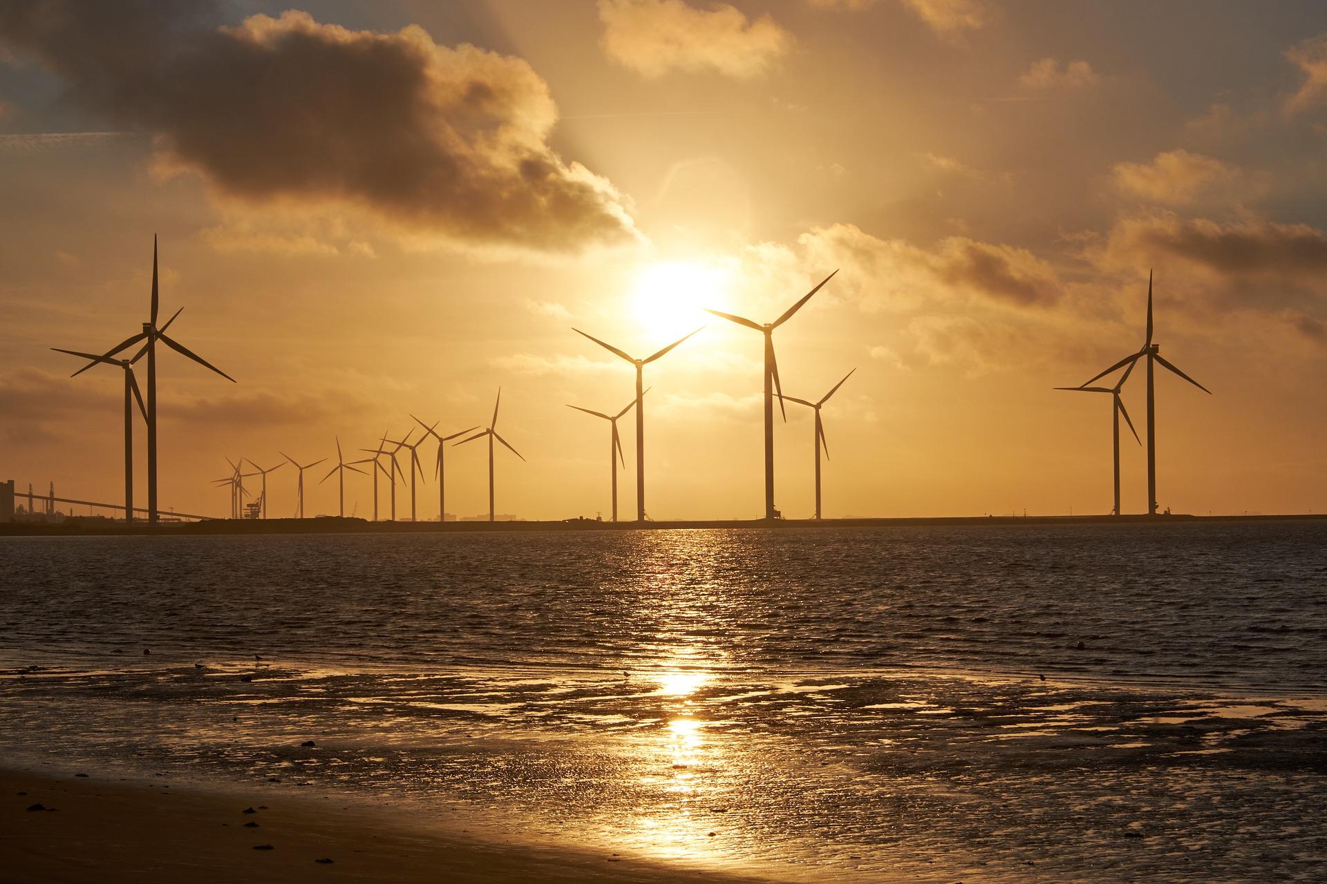 Los nuevos parques eólicos de Holanda verán la luz en 2022