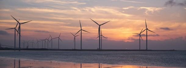 parques eólicos Holanda