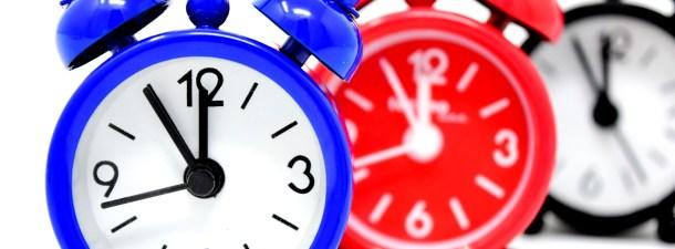 ¿Afecta realmente el cambio horario a nuestro cuerpo?