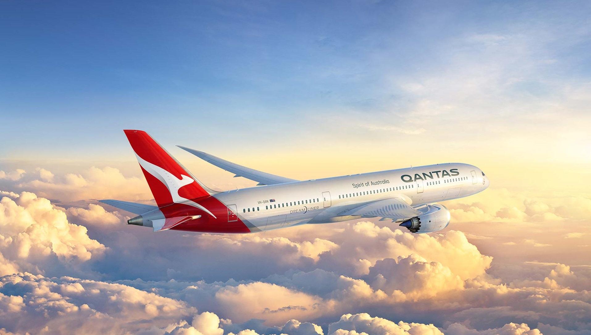 Se pone en marcha el primer vuelo directo Europa-Australia
