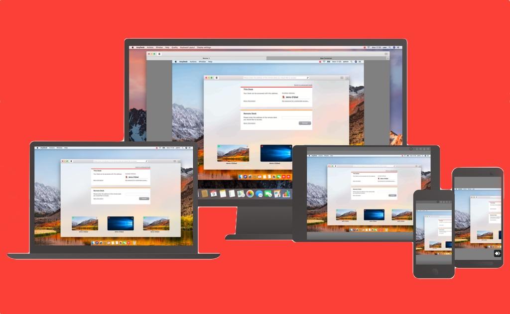 AnyDesk: escritorio remoto para resolver problemas a distancia