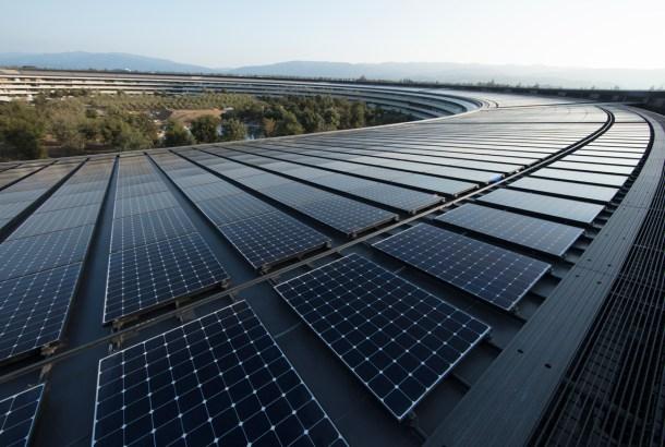 Apple renovables