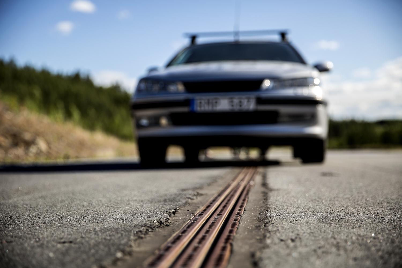 Suecia estrena la primera autovía electrificada para coches