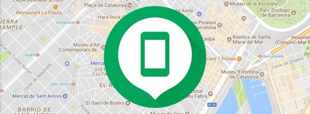 """Localiza tu Android perdido con """"Encontrar mi Dispositivo"""""""