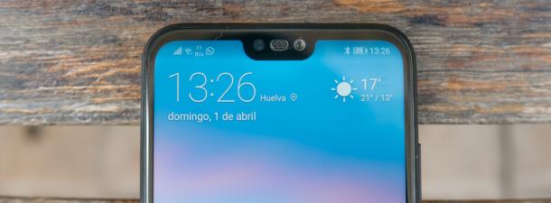 Cómo ocultar el  'notch' en Android