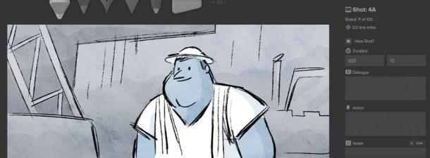 Storyboarder: un programa open source compatible con Adobe para dar vida a tus historias