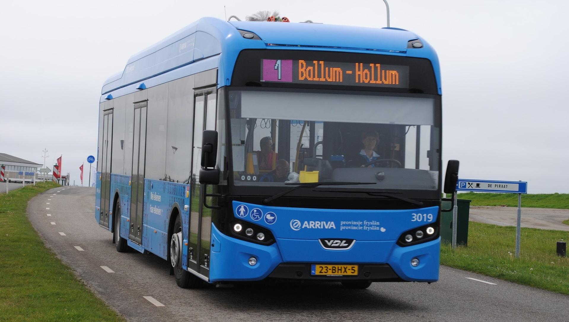 Llega el primer cargador de batería inalámbrico para autobuses