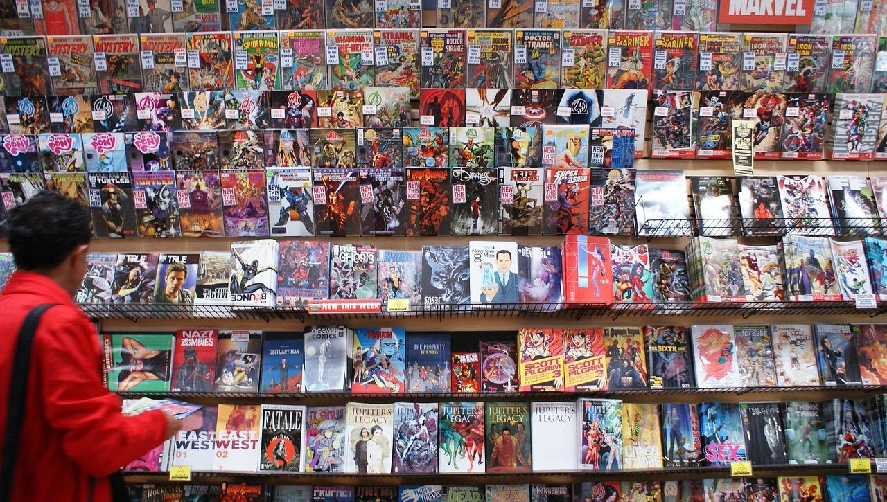 Los mejores lectores de cómics para Android