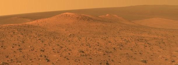 Cohetes nucleares: un polémico medio para llegar a Marte en 100 días