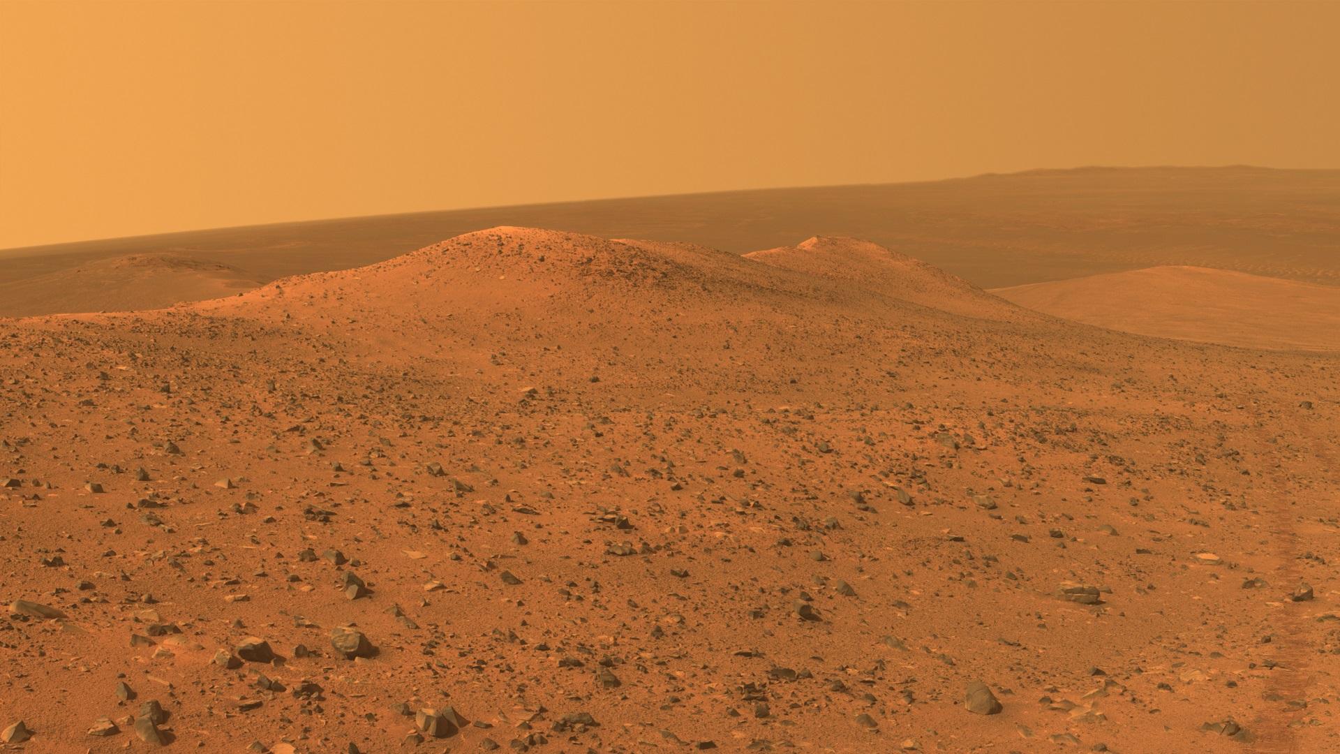 Así funcionarán las abejas-robot de la NASA para explorar Marte