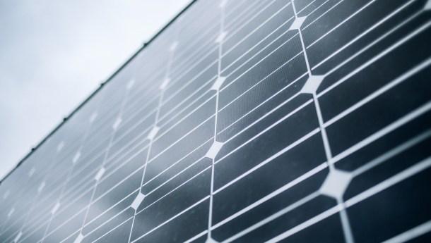 energía solar por países