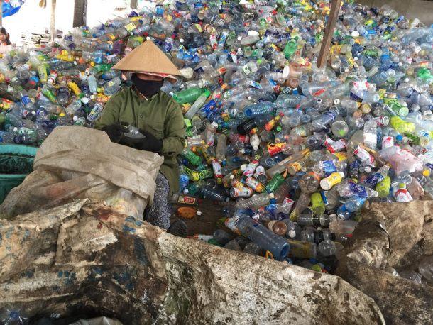 problema del plástico