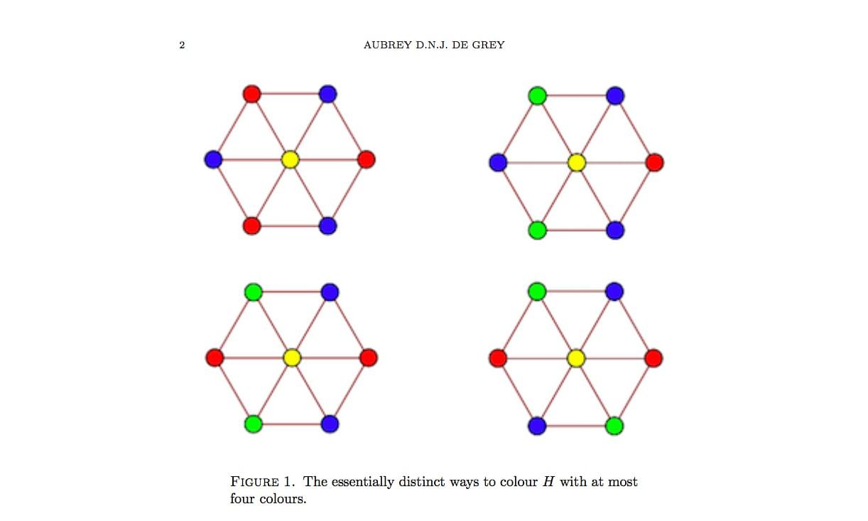 Un aficionado resuelve un problema matemático con más de 60 años