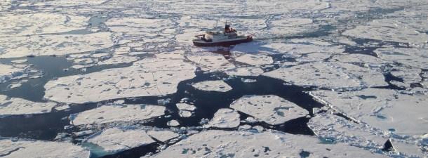 La contaminación por plástico alcanza niveles récord en el océano Ártico