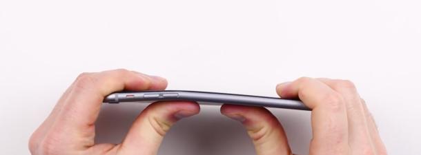 Documentos internos reflejan que Apple conocía la tendencia del iPhone 6 a doblarse