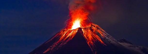 Nuevo mineral volcánico