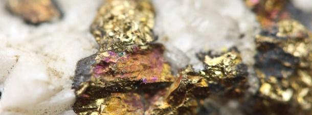 Un nuevo mineral centra las miradas de la mineralogía internacional