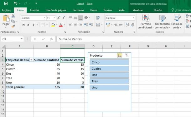 Manual De Uso De Las Tablas Dinámicas De Microsoft Excel