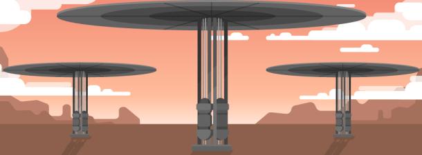 La NASA prueba con éxito el Kilopower, un reactor nuclear para crear colonias en Marte