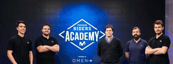 Movistar Riders Academy: una escuela para profesionalizar a jugadores amateurs en el terreno de los eSports