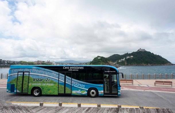 Fábrica de autobuses eléctricos