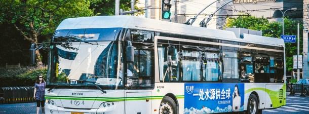 Así afectan los autobuses eléctricos en China al consumo mundial de petróleo