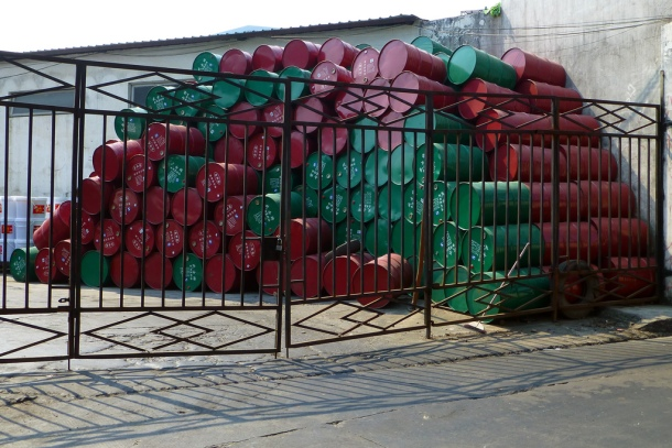 Autobuses eléctricos en China