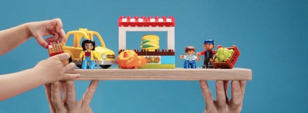 Por qué Lego lanza una aplicación de Alexa