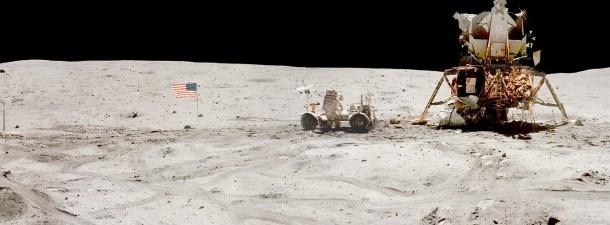 Jeff Bezos cree que el futuro de la Humanidad pasa por la colonización de la Luna