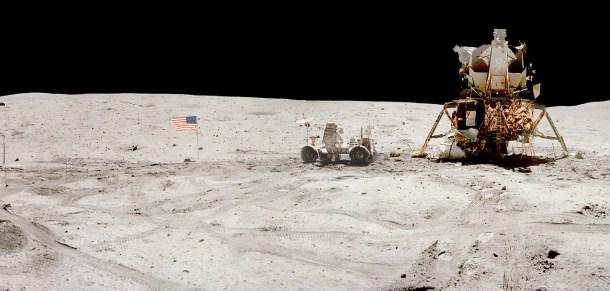 Colonización de la Luna