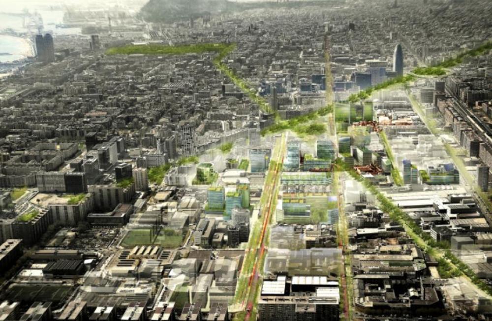 Smart City Campus. Foto El Periódico
