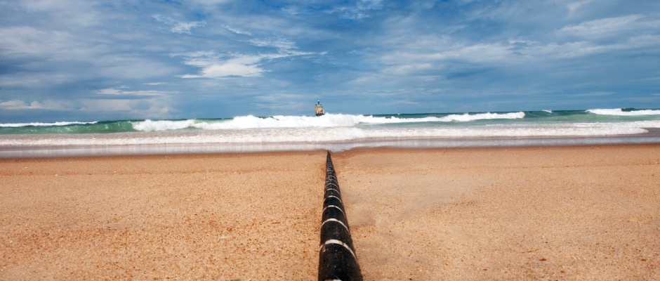 Viaje al interior de un cable submarino