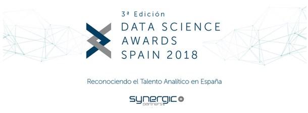 Los grandes profesionales del Big Data se citan de nuevo en el Data Science Awards Spain de Synergic Partners